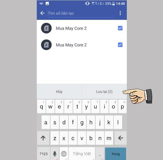 Cum copiați contactele pe HTC U Ultra
