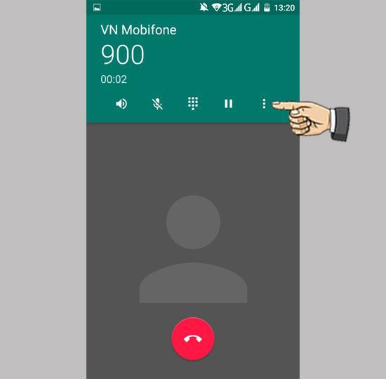 Philips V377'de aramalar nasıl kaydedilir?