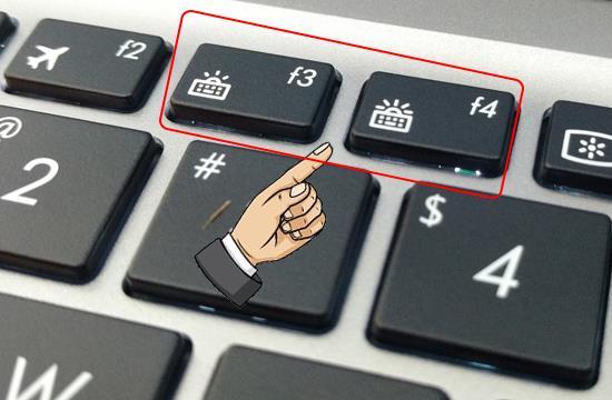如何打開華碩筆記本電腦鍵盤燈