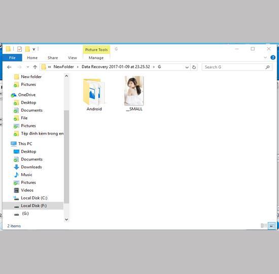 Bilgisayarda, hafıza kartında ve USB'de silinen verileri kurtarın
