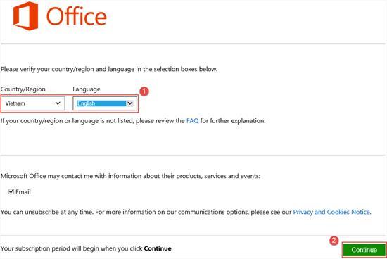 在受版權保護的 Windows 計算機上激活 MS Office 365 的說明
