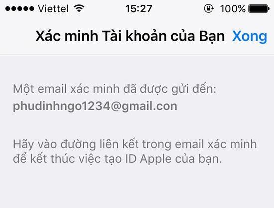 iPhoneで無料のAppleIDアカウントを作成する方法