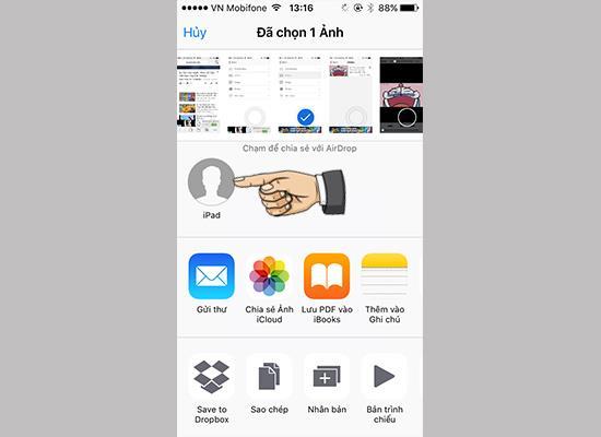 Jak przesyłać zdjęcia z iPhone'a na iPhone'a przez Airdrop