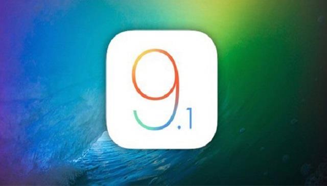 ios 9.1を確認し、すばやく感じてください
