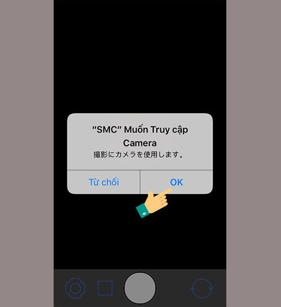 Instructions to turn off the sound of taking photos on iPhone Lock without Jailbreak