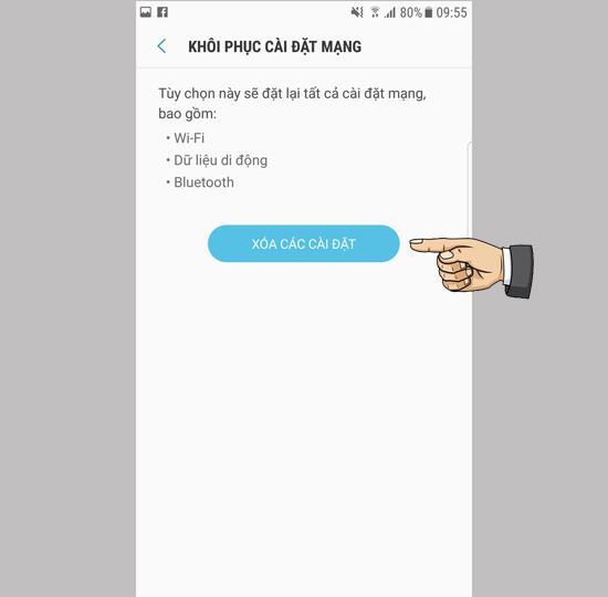 Wi-Fi соединение нестабильно на Samsung Galaxy J7 Prime