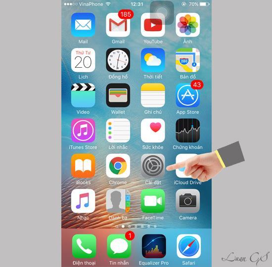 Upgrading iOS 9.3.3